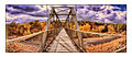 Footbridge with a view of the railroad tracks and autumn foliage.jpg