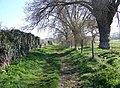 Footpath to Durnford Mill - geograph.org.uk - 757076.jpg