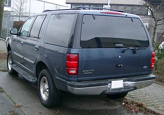 Ford Expedition - Ford Expedition XLT