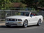 Ford Mustang Convertible (2005-2009) Kulmbach17RM0444.jpg