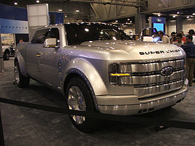 Ford F-250 Super Chief - Wikipedia, the free encyclopedia