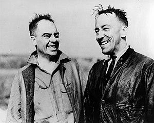 セトル(左)とフォードニー