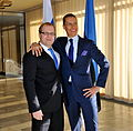 Foreign Minister Urmas Paet met Finnish Minister of European Affairs and Foreign Trade Alexander Stubb in Tallinn. 2nd March 2012 (6799970378).jpg