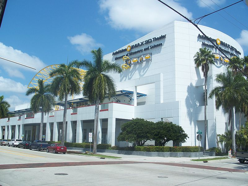 Museum of Discovery and Science, Ft. Lauderdale