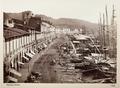Fotografi från Messina på Sicilien - Hallwylska museet - 104036.tif