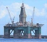 "Fotos de la La Plataforma petrolifera ""Eirik Raude"" en Las Palmas de Gran Canaria (8091410478).jpg"