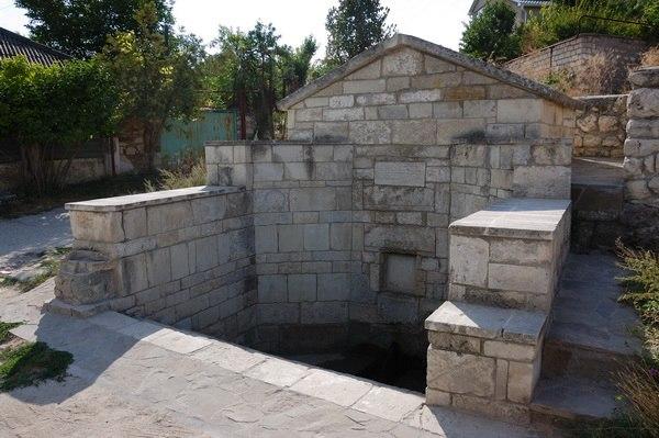 Fountain of Selim II Giray