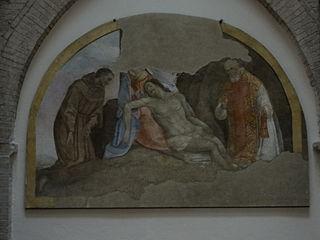 Cesare Sermei Italian painter (1581-1668)