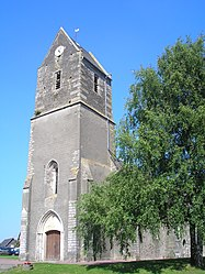 The church of Saint-Mathurin