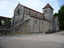 France Jura Courtefontaine Eglise 16 août 2008.JPG