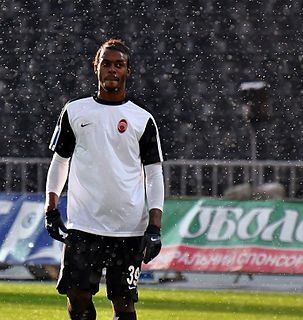 Franck Madou Ivorian footballer