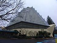 Frank Lloyd Wright - Beth Sholom Synagogue 3
