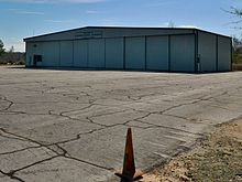 Frank Sikes Airport Luverne, Alabama.JPG