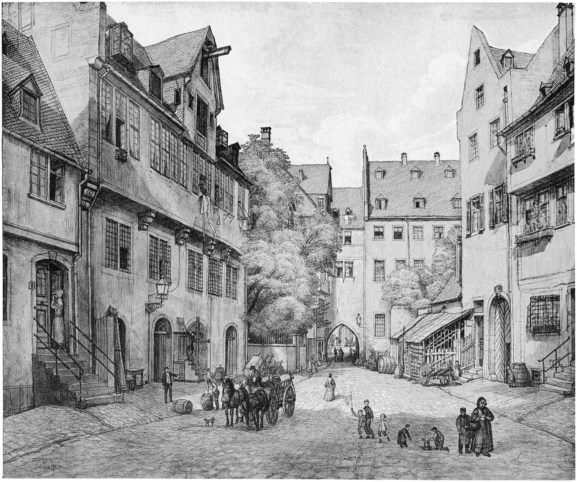 Arnsburger hof frankfurt am main wikipedia for Innenarchitekt frankfurt am main