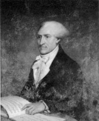 Franz Ignaz Beck - Franz Ignaz Beck (ca. 1795)