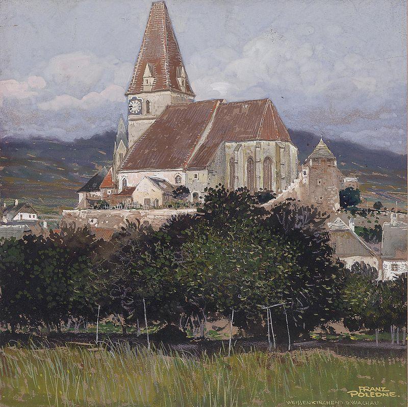 Franz Poledne Weißenkirchen in der Wachau.jpg