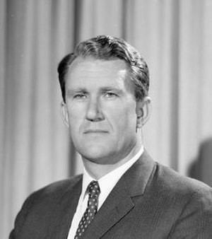 Malcolm Fraser - Malcolm Fraser in 1966