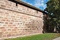 Frauentormauer 41, Feldseite Nürnberg 20191020 001.jpg