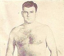 Fred Atkins - Toar Morgan Fan Club - 1950's World Wide Wrestling News Cover (cropped).jpg