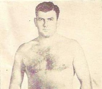 Fred Atkins - Image: Fred Atkins Toar Morgan Fan Club 1950's World Wide Wrestling News Cover (cropped)