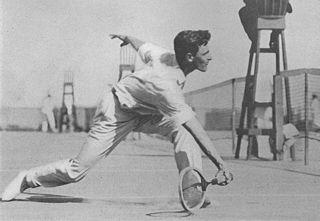 Fred Alexander American tennis player