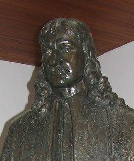 Borstbeeld van Frederick Coyett.