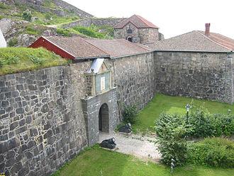 Fredriksten - Fredriksten fortress, Halden, Norway
