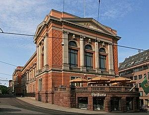 Henning Astrup - Image: Frimurerlosjen Oslo