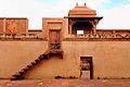 From behind the Diwan-I-Aam (Fatehpur Sikri, Agra).jpg