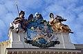 Fronton decoration besides the Townhall of Alkmaar - panoramio.jpg