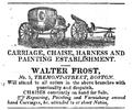 Frost TremontSt BostonDirectory 1823.png