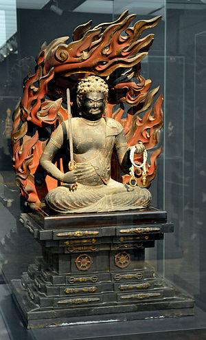 Acala - Acala (Fudō Myō-ō) in Japan