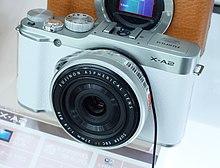 Fujifilm X-A2 - Wikipedia
