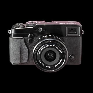 Fujifilm X-Pro1 digital camera made by Fujifilm