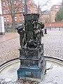 Fulda - Schmuckbrunnen am Behördenhaus Am Hopfengarten 3 (Vorderansicht).JPG