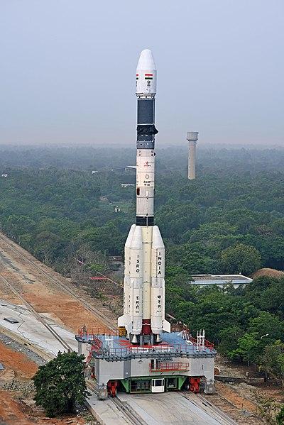 gsat 6a communication satellite - HD2456×3680