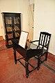 Furniture - Biswanath Duttas Office - Swami Vivekanandas Ancestral House - Kolkata 2011-10-22 6199.JPG