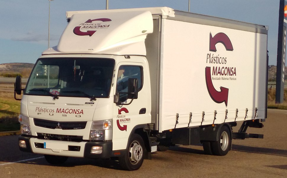 Fuso Canter 3C13, 8th Generation