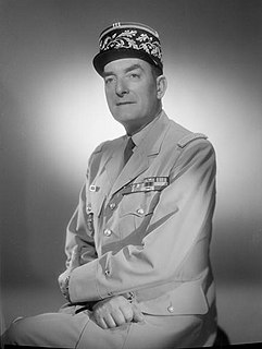 Alain de Boissieu French general