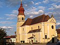 Göllersdorf - Katholische Pfarrkirche hl. Martin.jpg