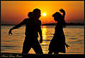 Gölyazı'da Dans ve Günbatımı.jpg