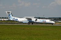 G-ECOC - DH8D - Flybe