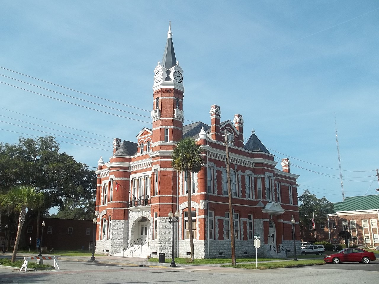 Historic Old City Hall Brunswick Ga