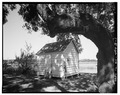 GENERAL VIEW - Sunnyside Plantation, West Dependency, County Road 767, Edisto Island, Charleston County, SC HABS SC,10-EDIL,8B-1.tif