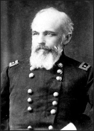 George J. Stannard - Stannard as a major general in the Union Army
