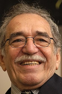 García Márquez in February 2002