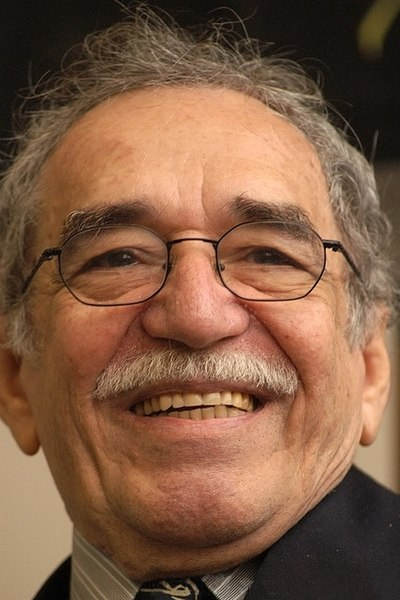 Picture of an author: Gabriel García Márquez