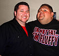 Gabriel iglesias and Mister O Michael ODonnell.jpg