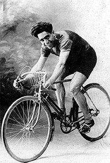 Gaetano Belloni Italian cyclist