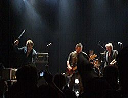 Konzert in Bergen, Norwegen, 2007